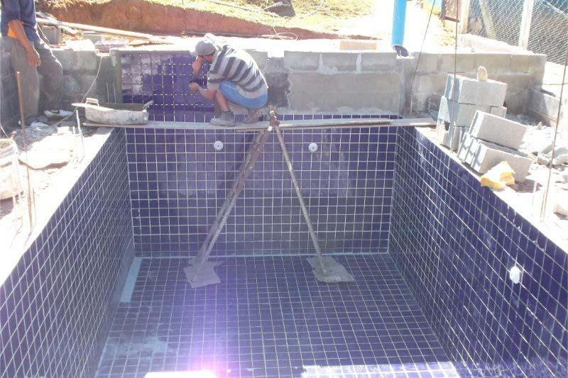 Empresa de impermeabilização de piscinas