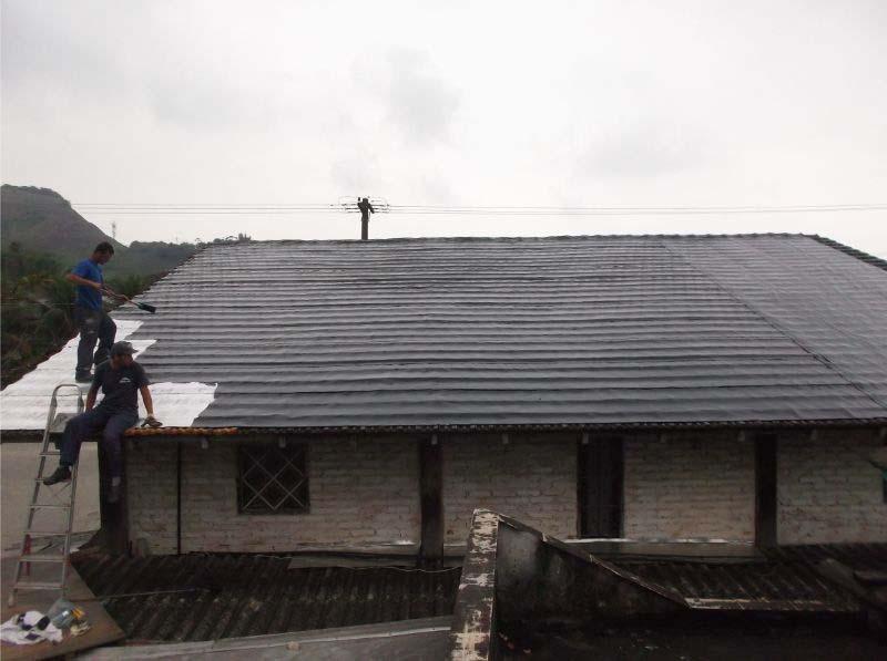 Empresa de impermeabilizar telhado