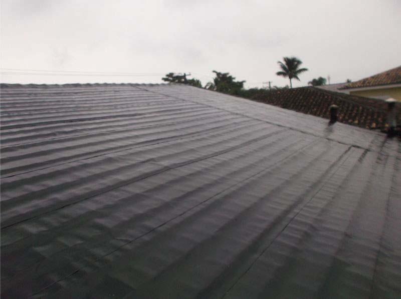 Impermeabilização telhado preço