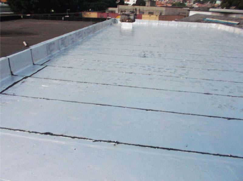 Serviço de impermeabilização de lajes sp