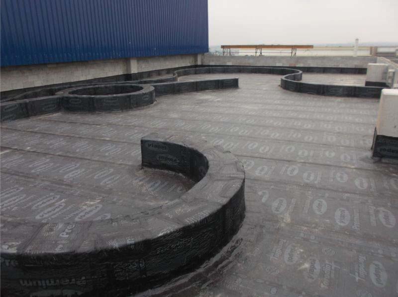 Empresa de impermeabilização de lajes em sp