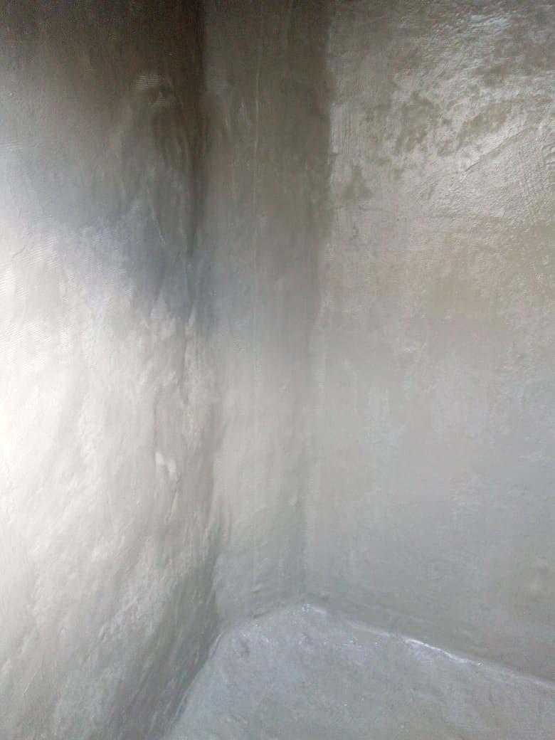 Impermeabilizante de argamassa polimérica