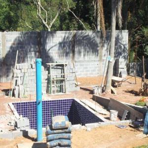 Impermeabilização de caixa d água