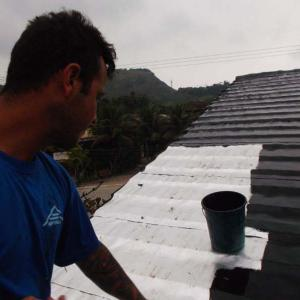 Impermeabilização telhado em sp